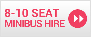 8-10 Seater Minibus Hire Portsmouth